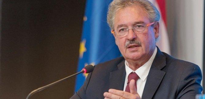 Lüksemburg: AB Filistin'i devlet olarak tanımalı