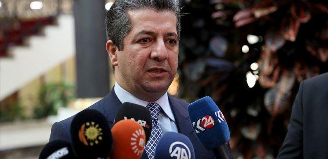Mesrur Barzani: Mülteci ve göçzedelerin yıllık gideri 1 buçuk milyar dolar