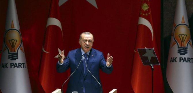 Erdoğan: İspatla, Cumhurbaşkanlığımı ortaya koyuyorum