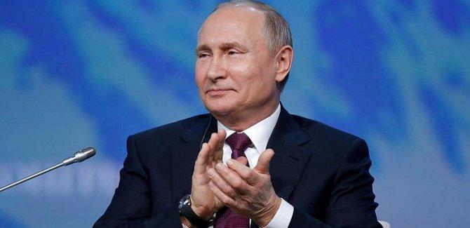 Putin: Silahımızı mükemmel hale getireceğiz