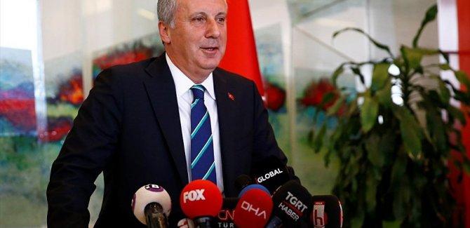 Rahmi Turan: 'Erdoğan'la görüşen Muharrem İnce'