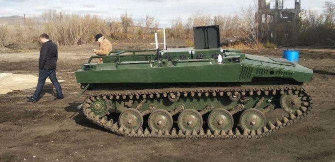 Rusya, askeri robot birliği kuruyor