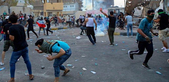 Irak Federal Mahkemesi'nden protestocularla ilgili karar