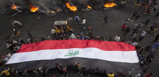 Bağdat: Askeri darbe iddiası açıklaması