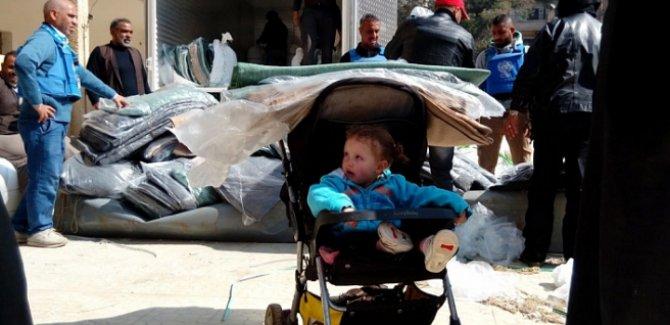 Filistinli Mültecilere Yardım Kuruluşu'ndan kriz açıklaması