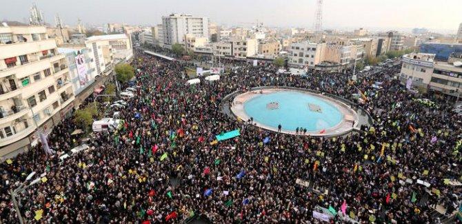 Af Örgütü, İran'daki gösterilerde ölenlerin sayısını açıkladı