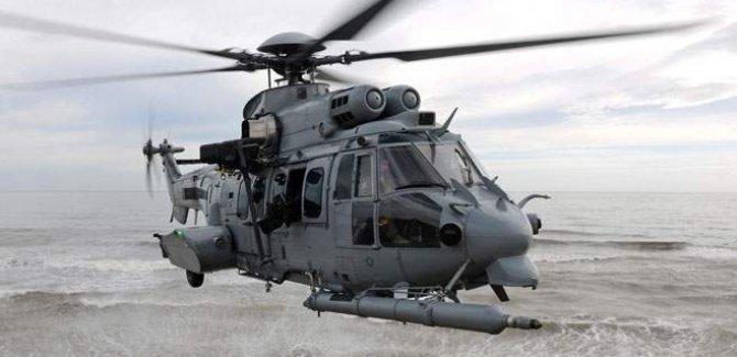 Fransız helikopteri düştü: 13 asker öldü