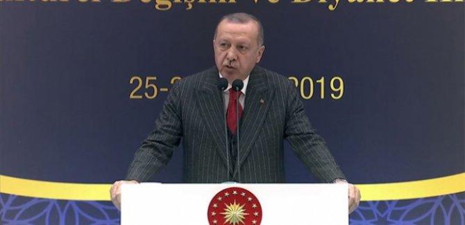 Erdoğan: Kapılara işaretleri koyanlar bunun hesabını verecek
