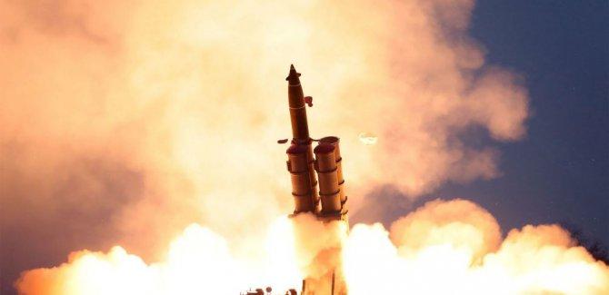 Kuzey Kore yeni füze denemesi gerçekleştirdiğini doğruladı