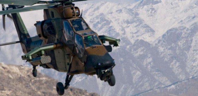 Husiler: Suudi Arabistan'a ait askeri helikopteri düşürdü