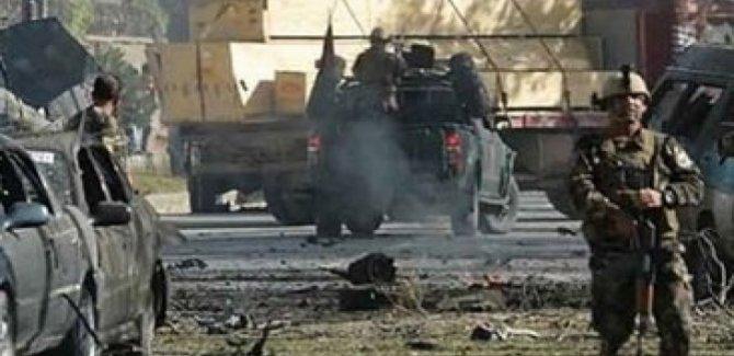 Afganistan'da Taliban Yine Kan Kustu