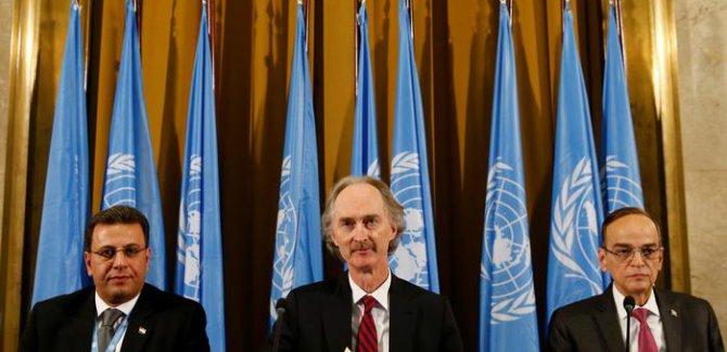 Suriye Anayasa Komitesi: Şam'a 3 teklif sunduk, reddettiler