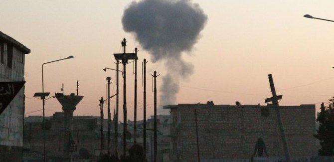 İdlib'de son ayların en büyük çatışmaları yaşandı