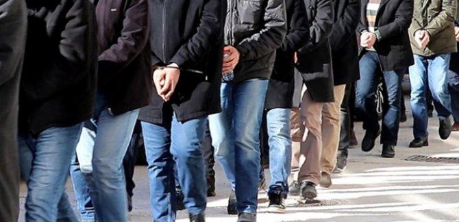 Ankara'da uyuşturucu operasyonu:1159  gözaltı