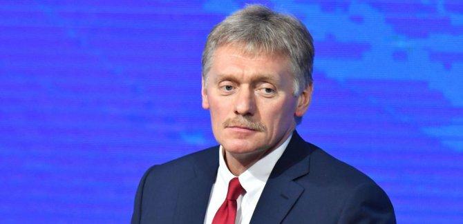 Peskov: Vurulan uçağımızın emrini Erdoğan'ın verdiğini düşünmüyoruz