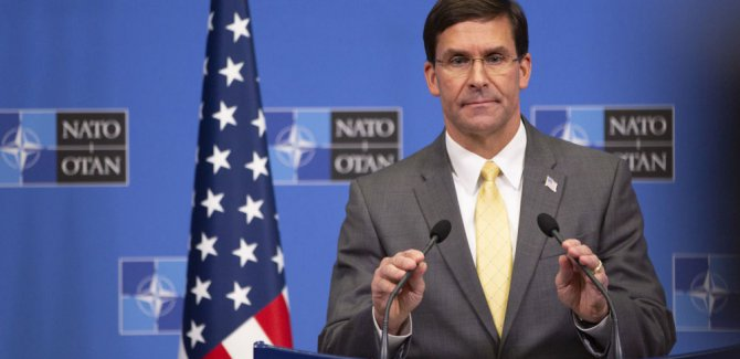 ABD: Suriye'nin kuzeydoğusundan çekilmemiz tamamlandı