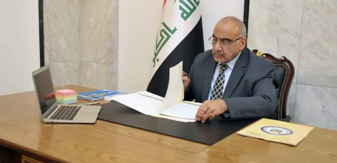 Abdulmehdi: İstifa mektubumu erteledim