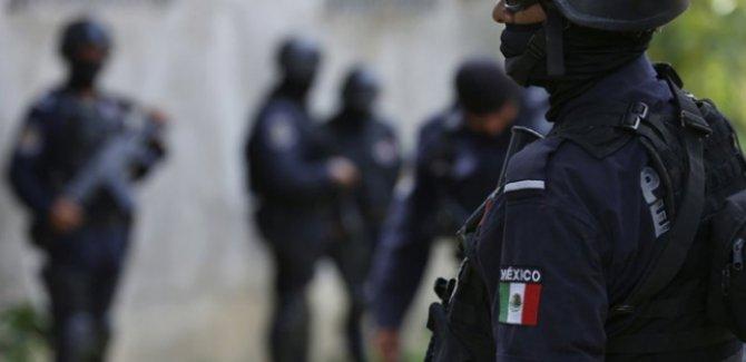 Meksika'nın ABD sınırında çatışma:24 ölü