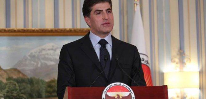 Neçirvan Barzani:İnsanlığın baş düşmanı ile mücadele devam ediyor