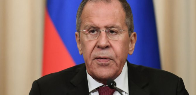 Lavrov: NATO Dünyayı baskı altına alıyor
