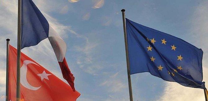 Türkiye'den Fransa'ya orantısız güç tepkisi
