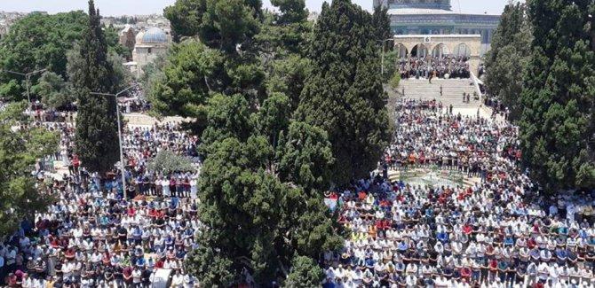 Kudüs İçin Ürdün'e Çağrı