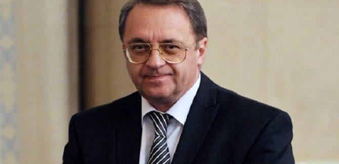 Rusya: Libya'da süreç başlatılmalı