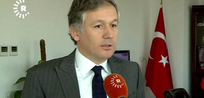 Türk Elçi: Kürdistan Türkiye'den Irak'a açılan tek kapı
