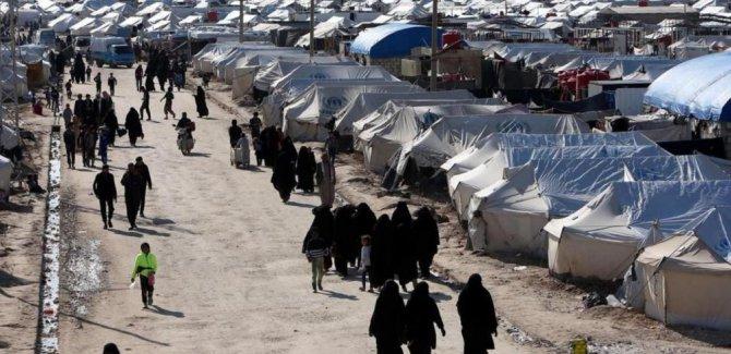 DSG'nin elindeki bölgede 200 IŞİD'li serbest bırakıldı
