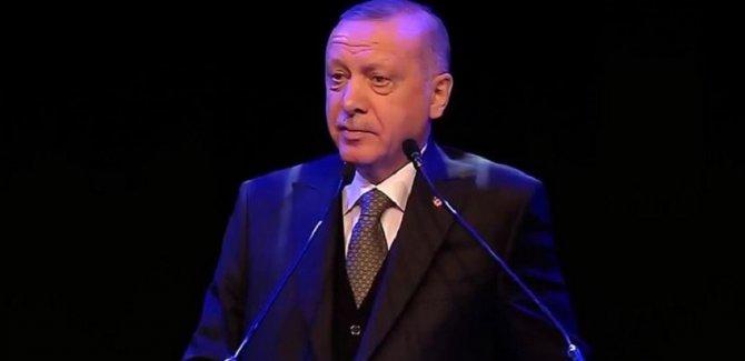 Erdoğan: Bazı Arap devletleri İsrail'i teşvik ediyor