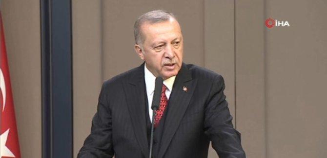 Erdogan: Emê milyonek penaberên Sûriyê li Girêspî û Serê Kaniyê bicîh bikin