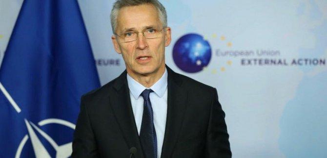 Stoltenberg: AB NATO'nun yerini alamaz