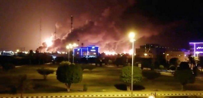 BM: Aramco Saldırısı İran İşi Değil