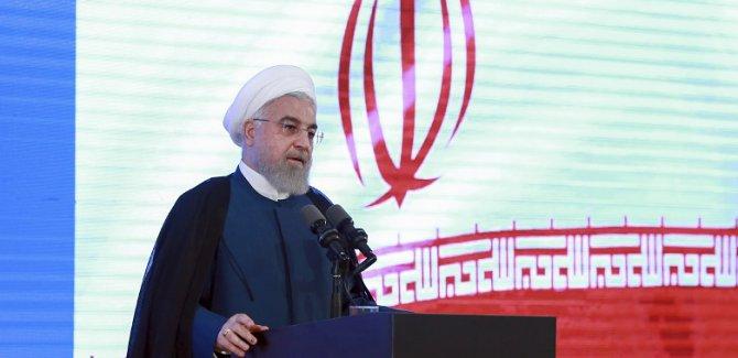 Ruhani'den 'kırmızı çizgi' açıklaması