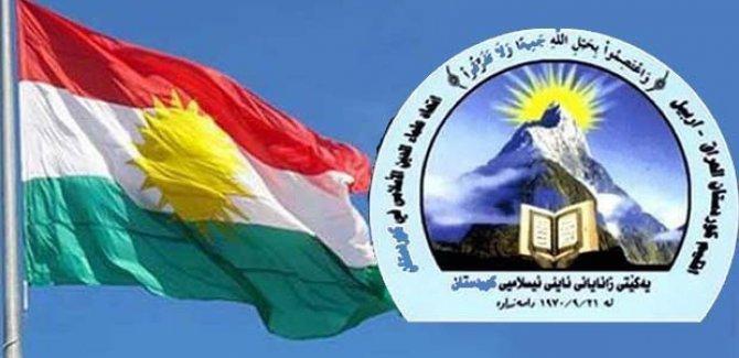 Kürdistan İslami Alimleri Birliği'nden reform yasa tasarısına destek