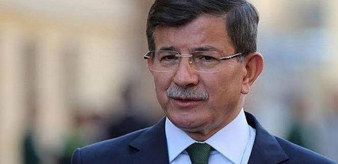 Davutoğlu partisi için resmi başvuruyu yaptı