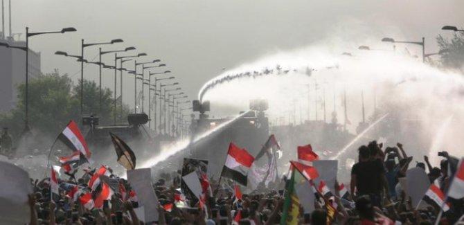 BM'den Bağdat'a barışçıl göstericileri koruyun çağrısı