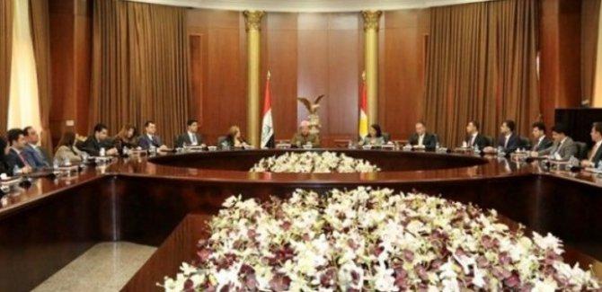 Başkan Barzani'den reformlara destek