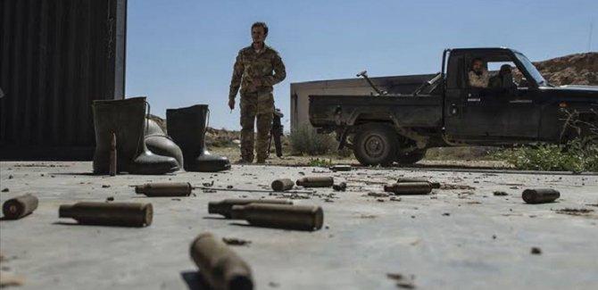 Hafter'in Başlattığı Trablus Savaşı Şiddetlendi
