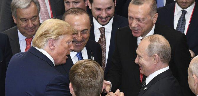 'Putin'in Erdoğan'a mesajı, Trump'ın mektubuna göre çok daha yapıcı'