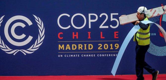 İklim Değişikliği Konferansı başarısızlıkla sonuçlandı
