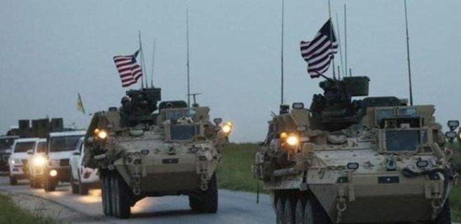 ABD'den Rojava'daki petrol sahasına 100 tırlık sevkiyat