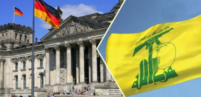 Almanya'dan Hizbullah hamlesi