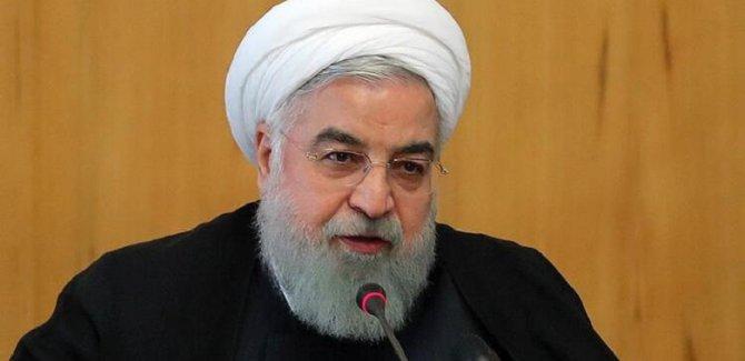 Ruhani: ABD'nin yaptırımları devam etmeyecek