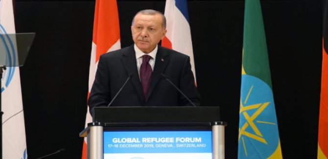Erdoğan: Suriye'de Petrolü Beraber Çıkaralım