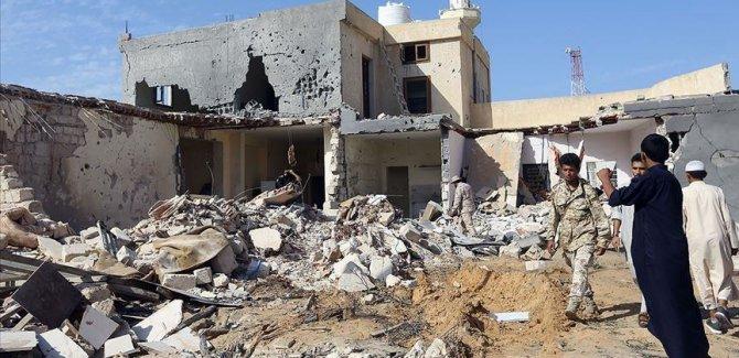 'Rusya'nın Libya'daki çatışmalara dahil olması sivil can kayıplarını arttırdı'