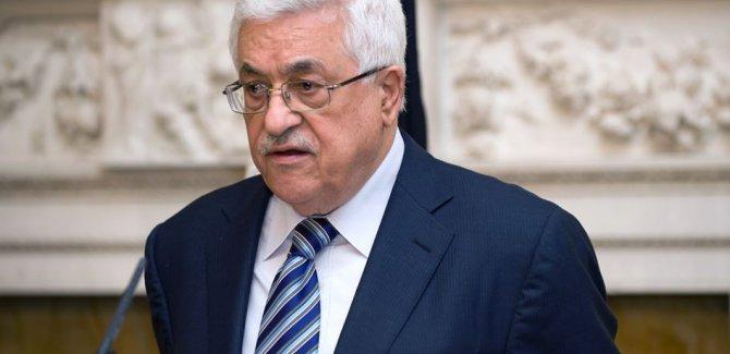 Abbas: Seçimlerin Yapılması İçin İsrail'in Onayını Bekliyoruz