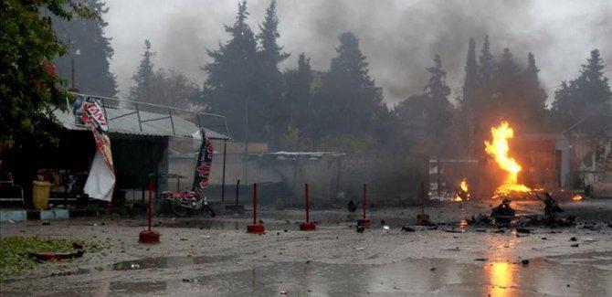 Serêkaniyê'de bombalı araçla saldırı