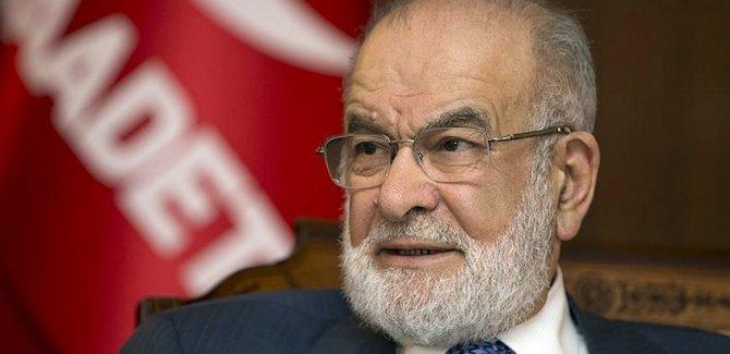 Karamollaoğlu:Libya konusunda hükümetin yanındayız
