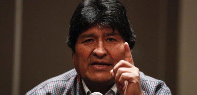 Morales: Darbeyi ABD Yaptı